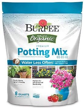 Burpee Organic