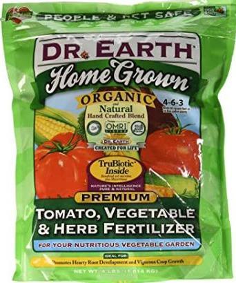 Dr. Earth Organic