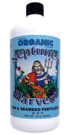 Best organic fertilizer