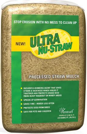 Ultra Nu-Straw Mulch