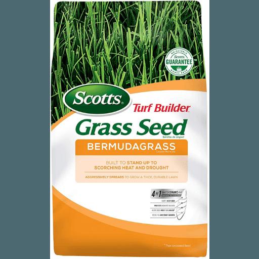 Scotts 18353 Turf Builder Grass Seed Bermudagrass, 5 lb