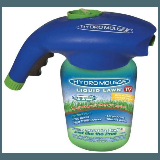 Hydro Mousse Liquid Lawn - Bermuda Grass Seed