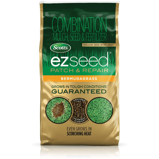 Scotts EZ Seed Patch and Repair Bermudagrass, 10 lb