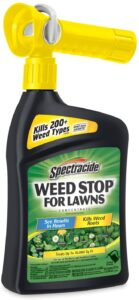 Spectracide Weed Stop For Lawns Concentrate, Ready-to-Spray