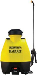 HUDSON 19001 4 Gallon NeverPump Bak-Pak Sprayer