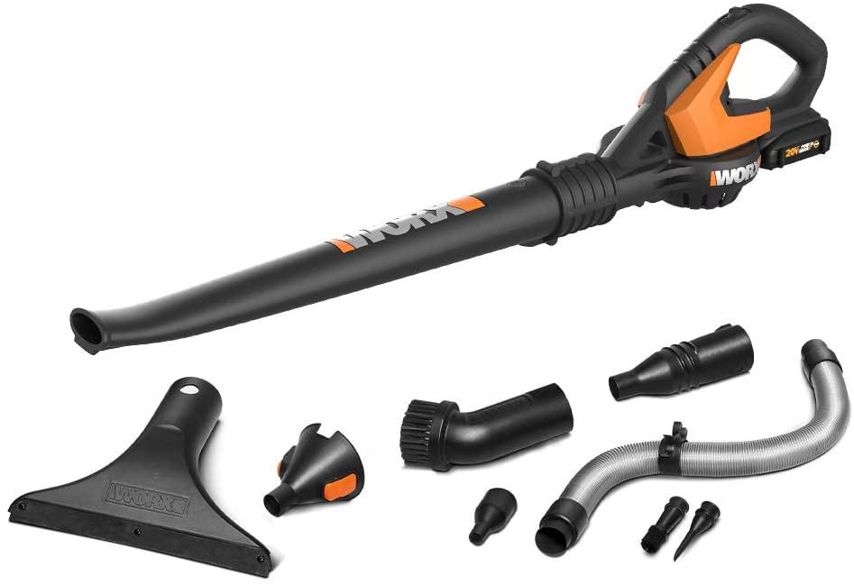 WORX WG545.1 20V Max Lithium Cordless AIR Blower/Sweeper