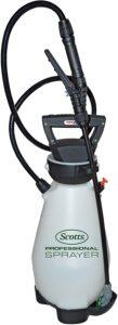 Scotts 190567 Lithium-Ion Battery Powered Pump Zero Technology Sprayer