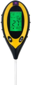 GOWITA Soil pH Meter