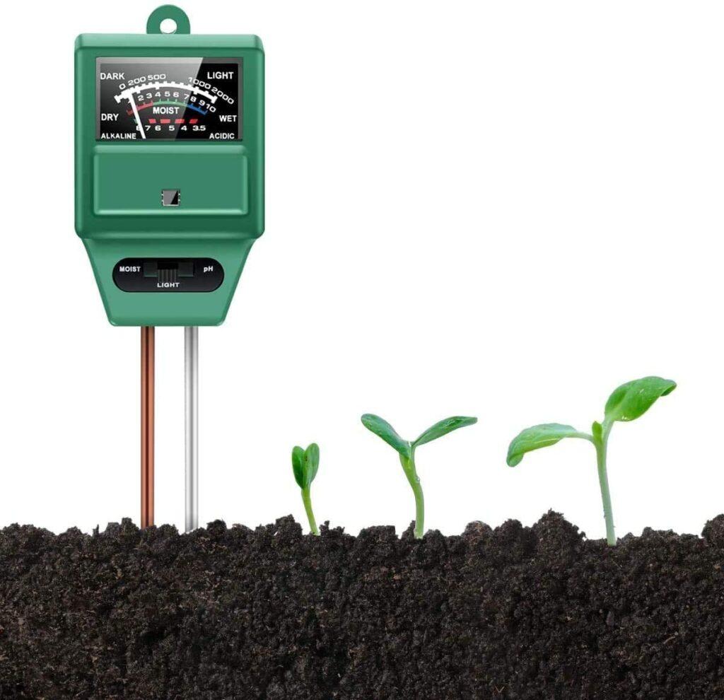 Auralto Soil PH Meter
