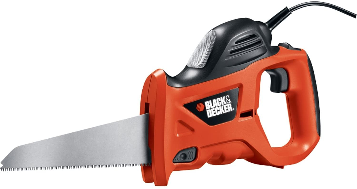 <strong>BLACK+DECKER Electric Hand Saw with Storage Bag, 3.4-Amp (PHS550B)</strong>