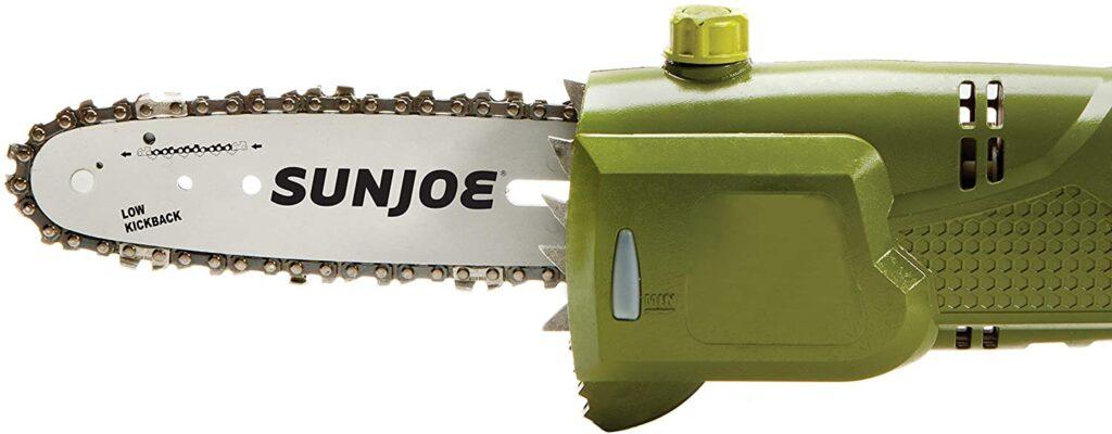 Sun Joe SWJ800E Electric Pole Chain Saw
